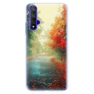 Plastové pouzdro iSaprio Autumn 03 na mobil Honor 20
