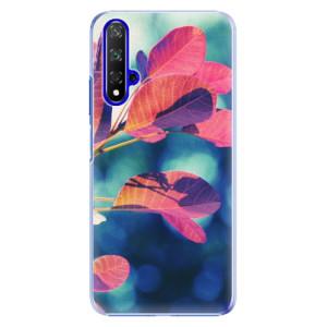 Plastové pouzdro iSaprio Autumn 01 na mobil Honor 20
