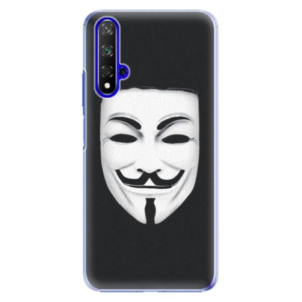 Plastové pouzdro iSaprio Vendeta na mobil Honor 20 (Plastový obal, kryt, pouzdro iSaprio Vendeta na mobil Huawei Honor 20)