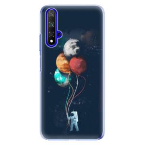 Plastové pouzdro iSaprio Balloons 02 na mobil Honor 20