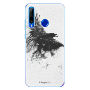 Plastové pouzdro iSaprio Dark Bird 01 na mobil Honor 20 Lite