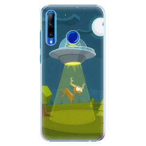 Plastové pouzdro iSaprio Alien 01 na mobil Honor 20 Lite