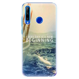 Plastové pouzdro iSaprio Beginning na mobil Honor 20 Lite