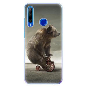 Plastové pouzdro iSaprio Bear 01 na mobil Honor 20 Lite