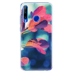 Plastové pouzdro iSaprio Autumn 01 na mobil Honor 20 Lite