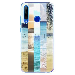 Plastové pouzdro iSaprio Aloha 02 na mobil Honor 20 Lite