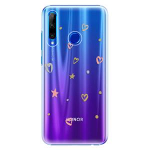 Plastové pouzdro iSaprio Lovely Pattern na mobil Honor 20 Lite