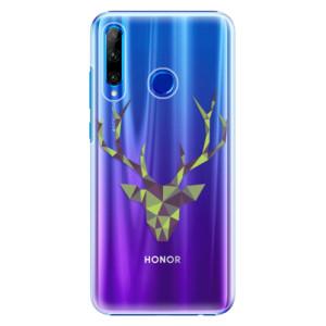Plastové pouzdro iSaprio Deer Green na mobil Honor 20 Lite