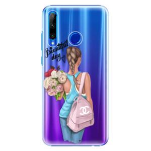 Plastové pouzdro iSaprio Beautiful Day na mobil Honor 20 Lite