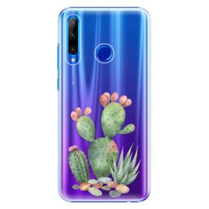 Plastové pouzdro iSaprio Cacti 01 na mobil Honor 20 Lite
