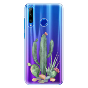 Plastové pouzdro iSaprio Cacti 02 na mobil Honor 20 Lite