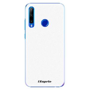 Plastové pouzdro iSaprio 4Pure bílé na mobil Honor 20 Lite