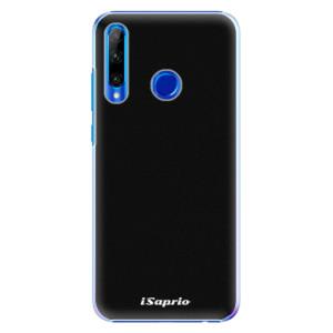 Plastové pouzdro iSaprio 4Pure černé na mobil Honor 20 Lite
