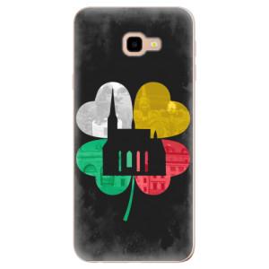 Silikonový kryt iSaprio - Pilsen Lucky City pro mobil Samsung Galaxy J4 Plus