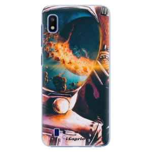 Plastové pouzdro iSaprio Astronaut 01 na mobil Samsung Galaxy A10