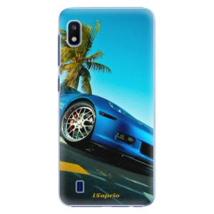 Plastové pouzdro iSaprio Car 10 na mobil Samsung Galaxy A10