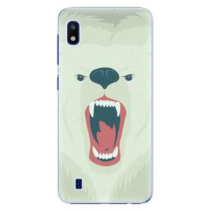 Plastové pouzdro iSaprio Angry Bear na mobil Samsung Galaxy A10