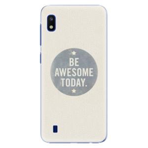Plastové pouzdro iSaprio Awesome 02 na mobil Samsung Galaxy A10