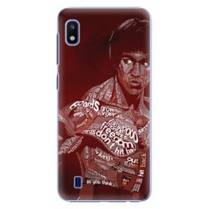 Plastové pouzdro iSaprio Bruce Lee na mobil Samsung Galaxy A10