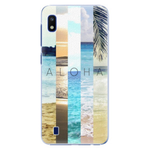 Plastové pouzdro iSaprio Aloha 02 na mobil Samsung Galaxy A10