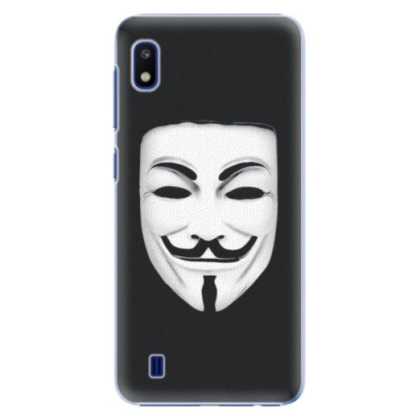 Plastové pouzdro iSaprio Vendeta na mobil Samsung Galaxy A10 (Plastový obal, kryt, pouzdro iSaprio Vendeta na mobil Samsung Galaxy A10)