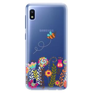 Plastové pouzdro iSaprio Bee 01 na mobil Samsung Galaxy A10
