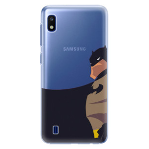 Plastové pouzdro iSaprio BaT Comics na mobil Samsung Galaxy A10