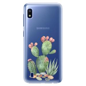 Plastové pouzdro iSaprio Cacti 01 na mobil Samsung Galaxy A10