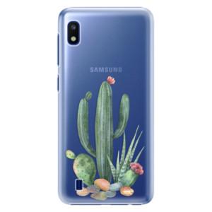 Plastové pouzdro iSaprio Cacti 02 na mobil Samsung Galaxy A10