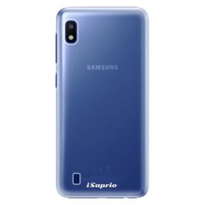 Plastové pouzdro iSaprio 4Pure mléčné bez potisku na mobil Samsung Galaxy A10