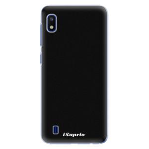 Plastové pouzdro iSaprio 4Pure černé na mobil Samsung Galaxy A10