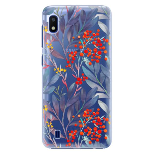 Plastové pouzdro iSaprio Rowanberry na mobil Samsung Galaxy A10 (Plastový obal, kryt, pouzdro iSaprio Rowanberry na mobil Samsung Galaxy A10)
