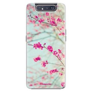 Plastové pouzdro iSaprio Blossom 01 na mobil Samsung Galaxy A80