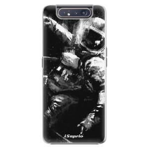 Plastové pouzdro iSaprio Astronaut 02 na mobil Samsung Galaxy A80