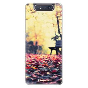 Plastové pouzdro iSaprio Bench 01 na mobil Samsung Galaxy A80
