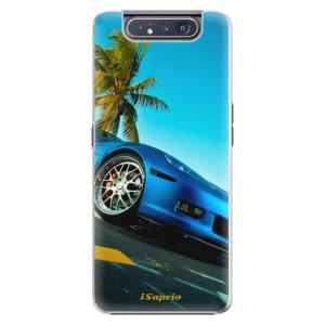 Plastové pouzdro iSaprio Car 10 na mobil Samsung Galaxy A80