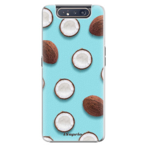 Plastové pouzdro iSaprio Coconut 01 na mobil Samsung Galaxy A80