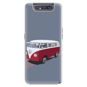 Plastové pouzdro iSaprio VW Bus na mobil Samsung Galaxy A80