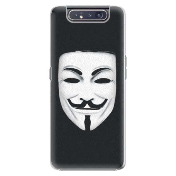 Plastové pouzdro iSaprio Vendeta na mobil Samsung Galaxy A80 (Plastový obal, kryt, pouzdro iSaprio Vendeta na mobil Samsung Galaxy A80)