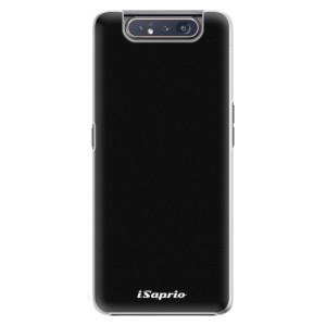 Plastové pouzdro iSaprio 4Pure černé na mobil Samsung Galaxy A80