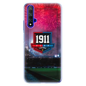 Plastové pouzdro iSaprio - FCVP 1911 Ohňostroj na mobil Honor 20