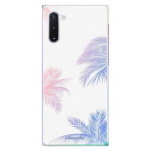 Plastové pouzdro iSaprio Digital Palms 10 na mobil Samsung Galaxy Note 10