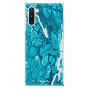 Plastové pouzdro iSaprio BlueMarble 15 na mobil Samsung Galaxy Note 10