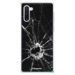 Plastové pouzdro iSaprio Broken Glass 10 na mobil Samsung Galaxy Note 10