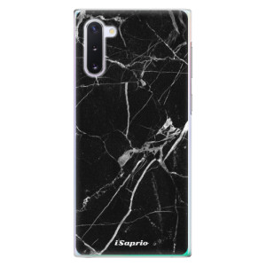 Plastové pouzdro iSaprio Black Marble 18 na mobil Samsung Galaxy Note 10