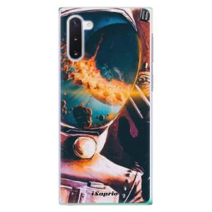 Plastové pouzdro iSaprio Astronaut 01 na mobil Samsung Galaxy Note 10