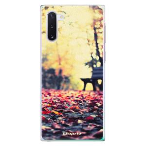 Plastové pouzdro iSaprio Bench 01 na mobil Samsung Galaxy Note 10