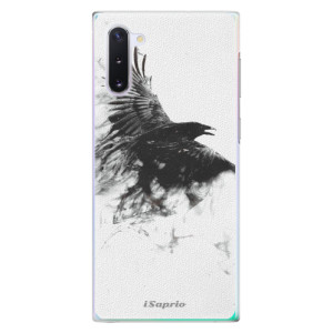 Plastové pouzdro iSaprio Dark Bird 01 na mobil Samsung Galaxy Note 10
