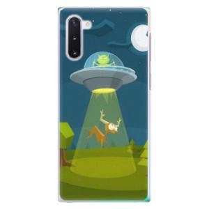 Plastové pouzdro iSaprio Alien 01 na mobil Samsung Galaxy Note 10