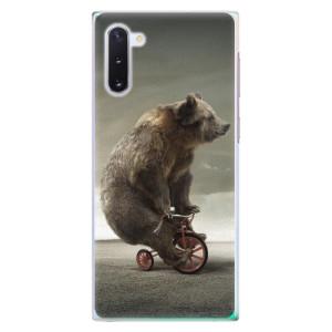 Plastové pouzdro iSaprio Bear 01 na mobil Samsung Galaxy Note 10